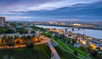 Прогулки по Нижнему Новгороду