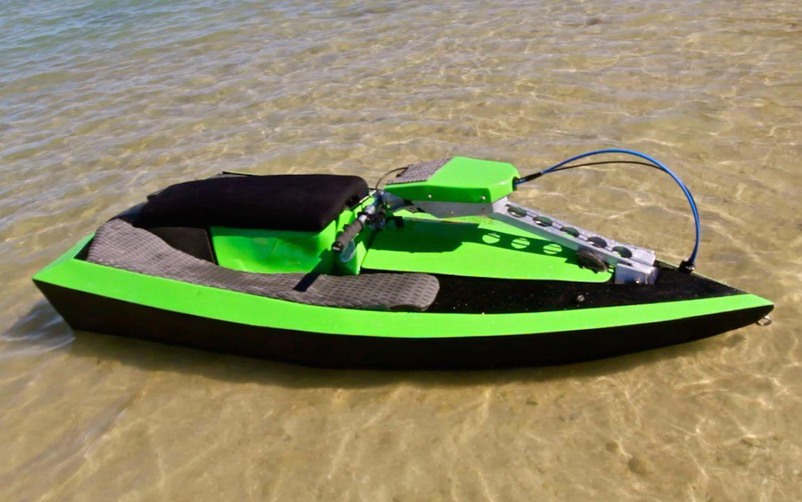 Электрический Водный Мотоцикл – Купить Электрический ...