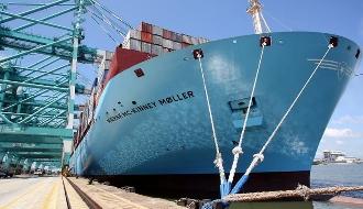 5 самых больших контейнеровозов 0017 года