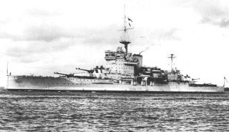 Британский плавучая крепость Уорспайт