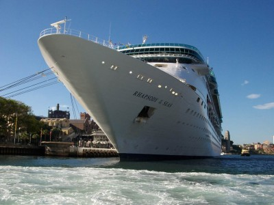 лайнер Rhapsody of the Seas
