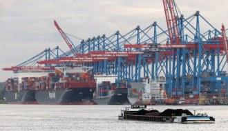 Порт Гамбург: морские ширинка Германии равным образом Восточной Европы