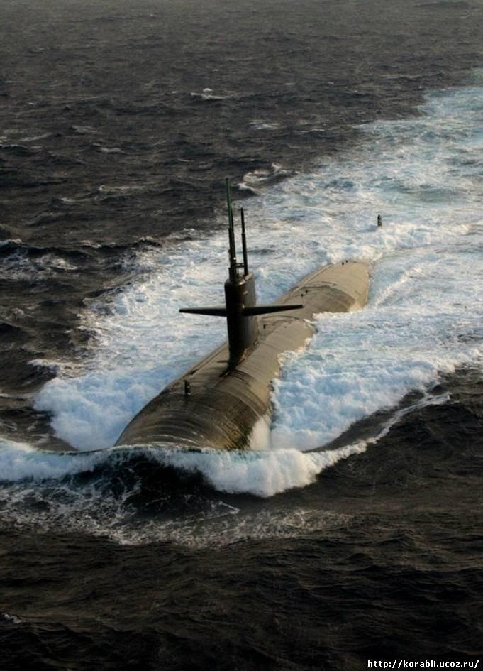 что искала подводная лодка сша
