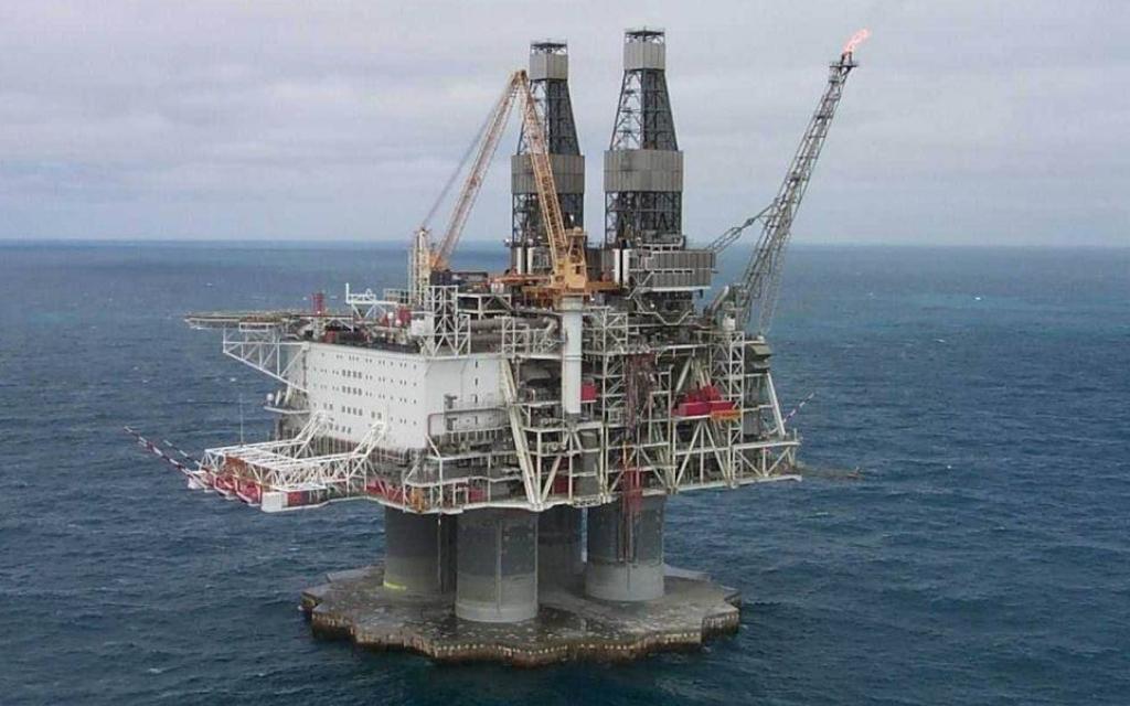 месторождения нефти и газа