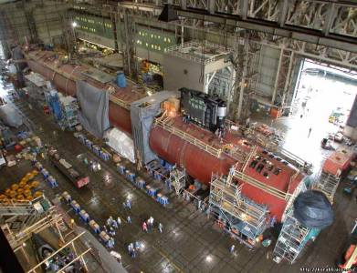 Самая современная атомная подводная