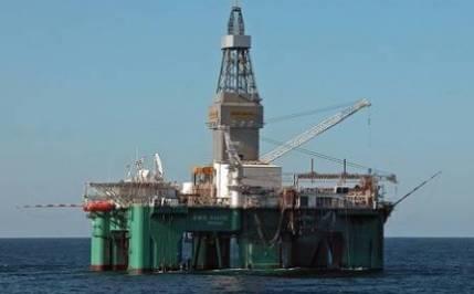 Самая большая в мире самоходная нефтедобывающая платформа «Eirik Raude»