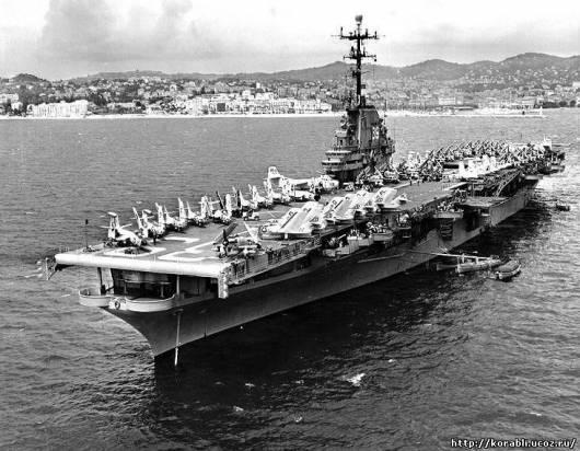 Американский корабль эссекс