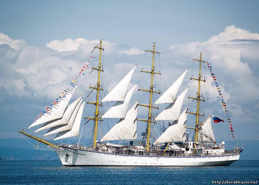 Парус море фото