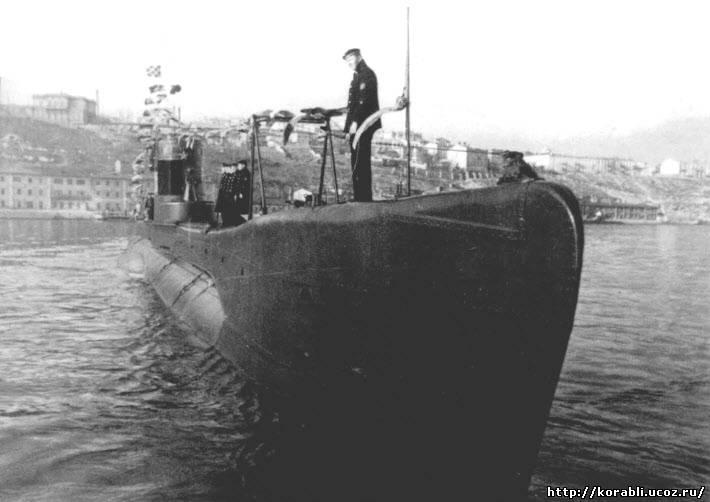 подводные лодки щука великой отечественной войны