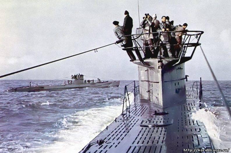 лодки второй мировой кино