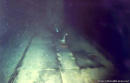 подводная лодка Комсомолец