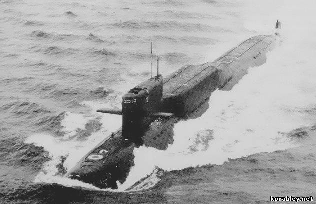 Этот подводный космодром поражал всех