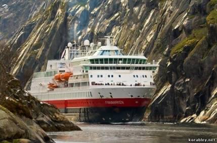 Круизы на паромах по фьордам Норвегии