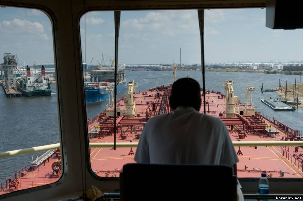 Глазами капитана корабля фото 1.