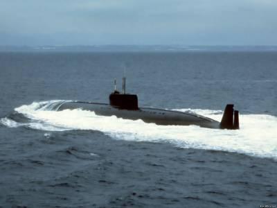 Подлодка с титановым корпусом проекта 661 «Анчар»