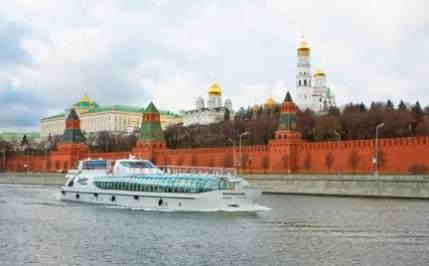 Речные прогулки по Москве-реке от компании «Radisson Cruises»