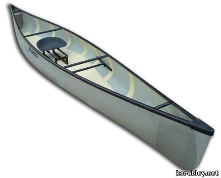 кевлар лодка
