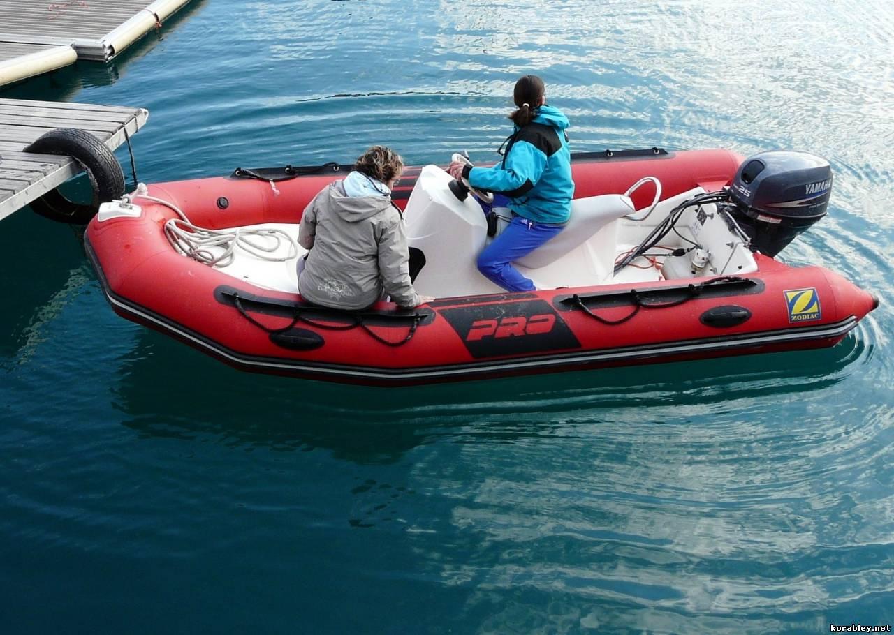 качество резиновой лодки