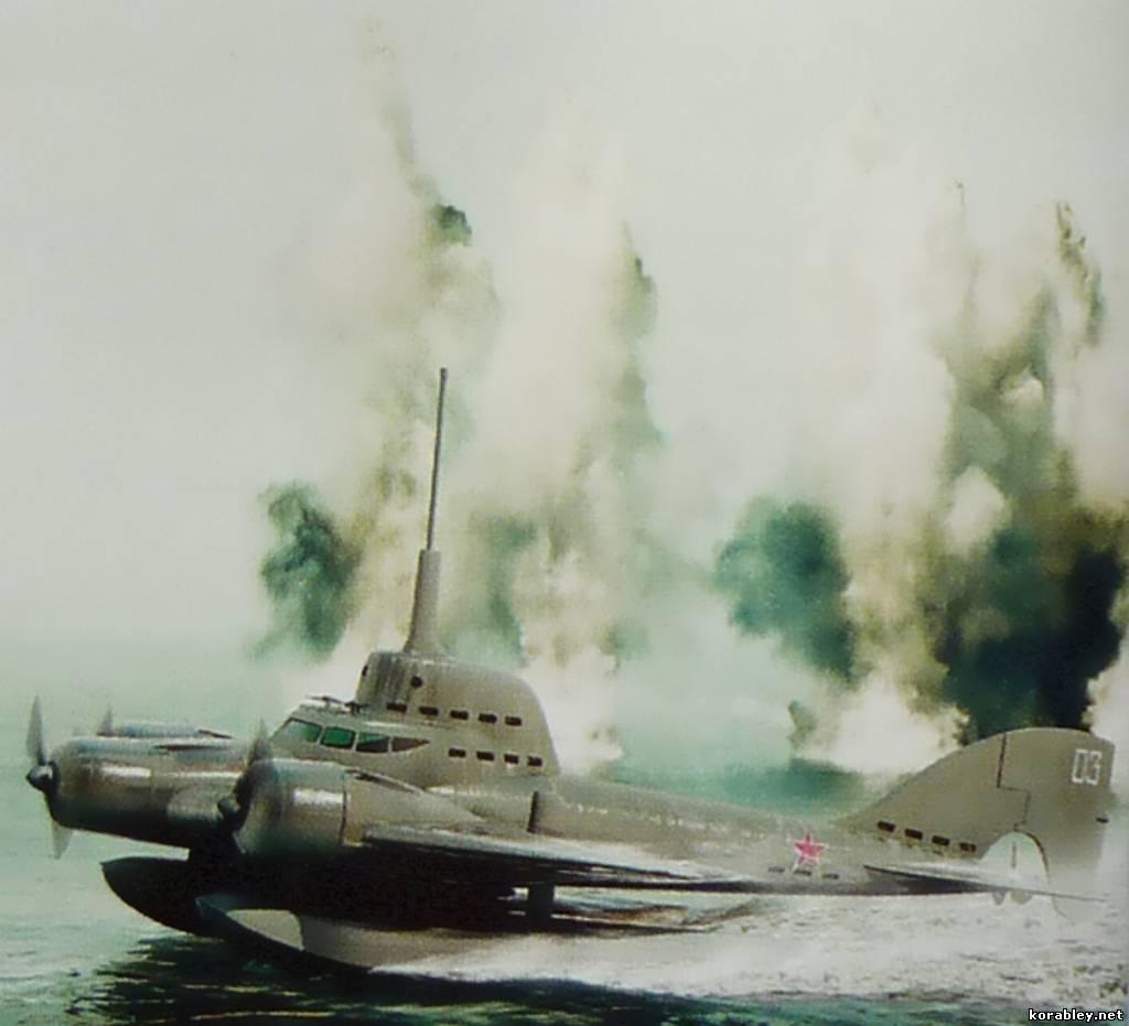 летающая подводная лодка это
