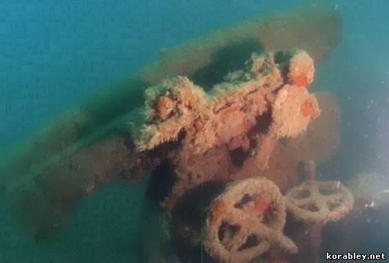 гибель подводной лодки на черном море