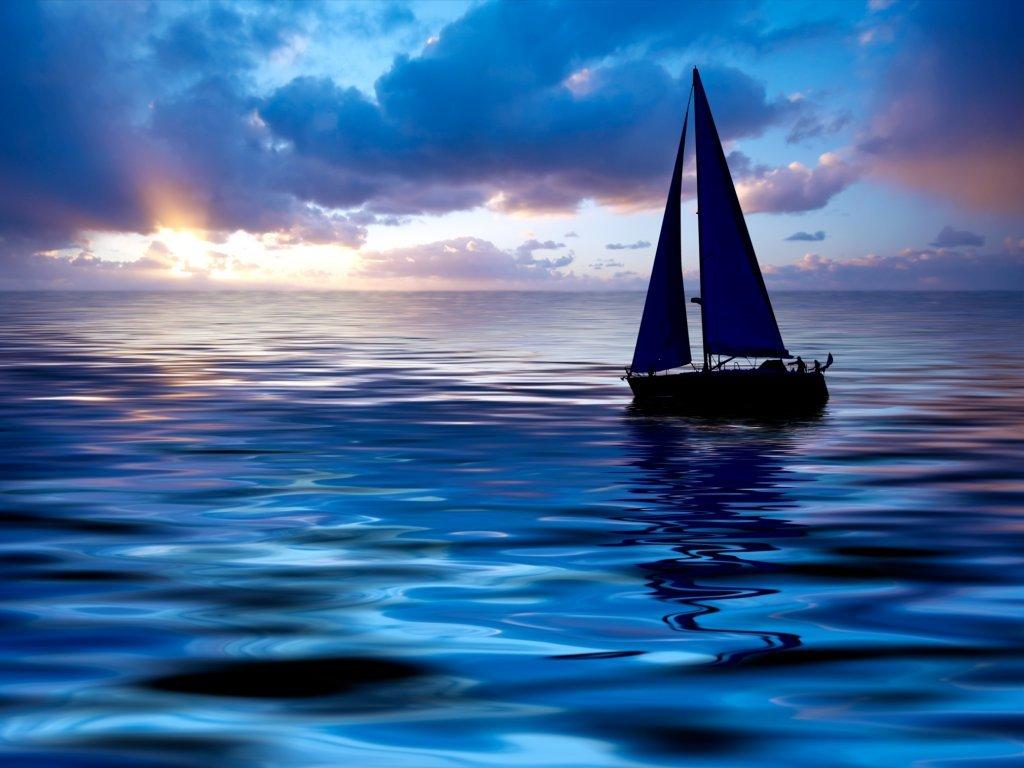 игрушечная лодка в которую просочилась вода